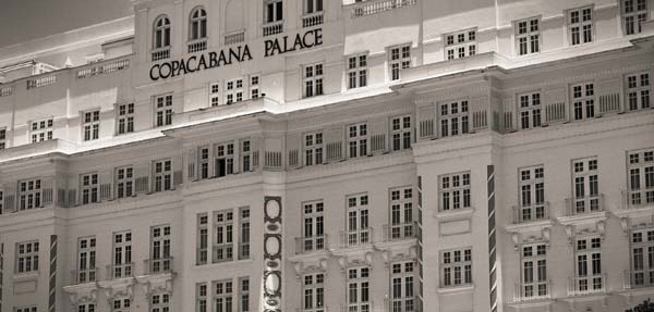 The Copacabana Palace